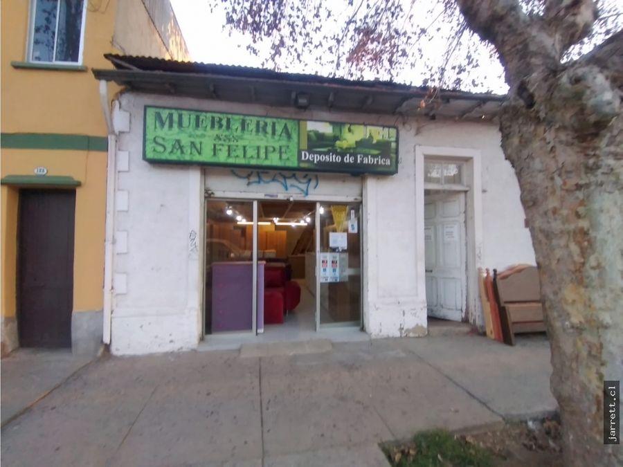 jarrett local comercial san francisco de limache