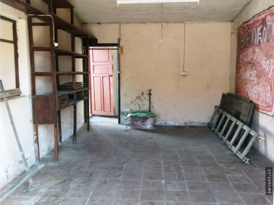 se vende casa central en san francisco de limache