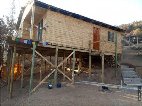 jarrett casa en granizo olmue