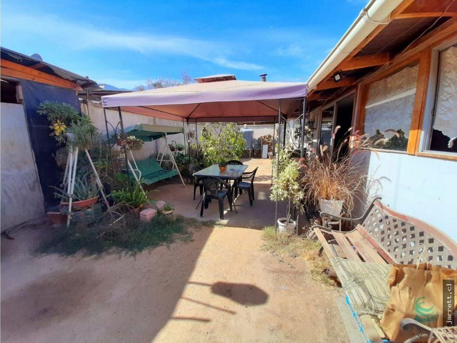 se vende casa en granizo olmue