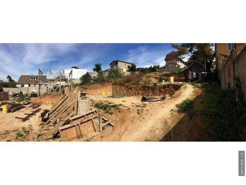 jarrett terreno a cuadras del centro de quilpue