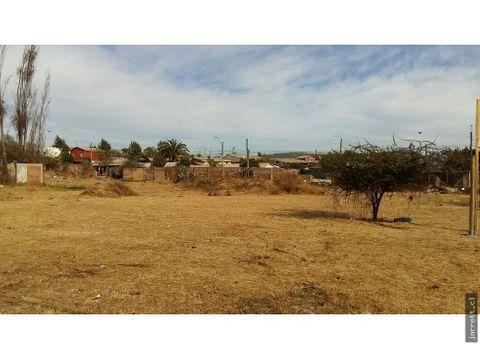 se venden terrenos en sector residencial limache