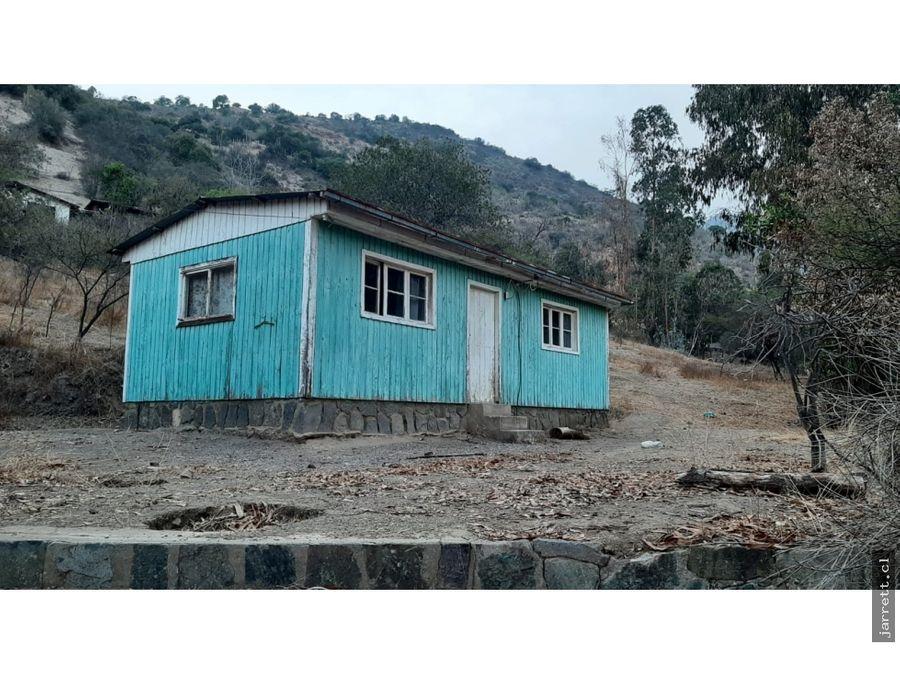 oportunidad tres casitas de campo sector la bodeguilla