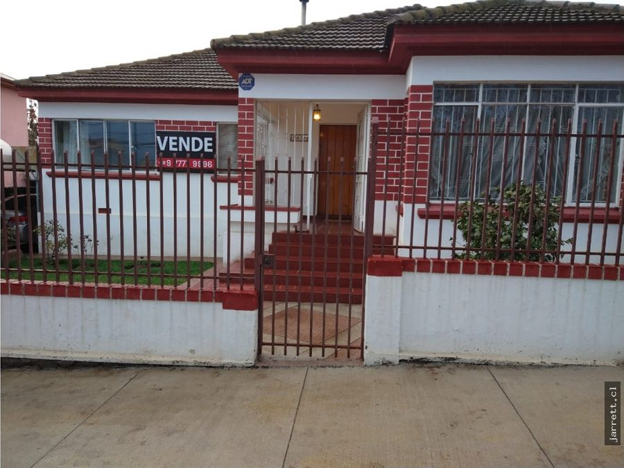 villa alemana cercana a calle valparaiso