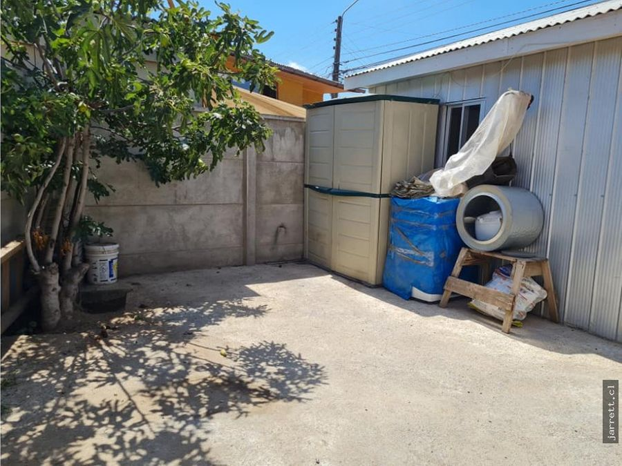 jarrett propiedad en sector sol del pacifico quilpue