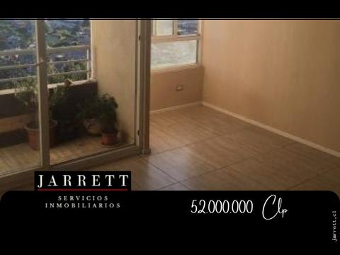 jarrett vende departamento en condominio marga marga quilpue