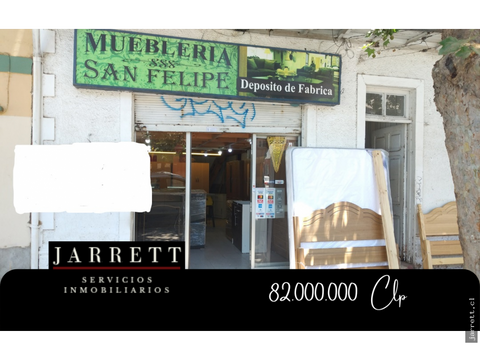jarrett local comercial san francisco de limache