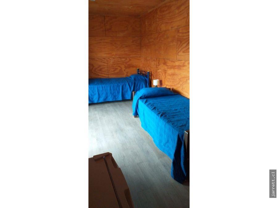 jarrett cabana un ambiente limache