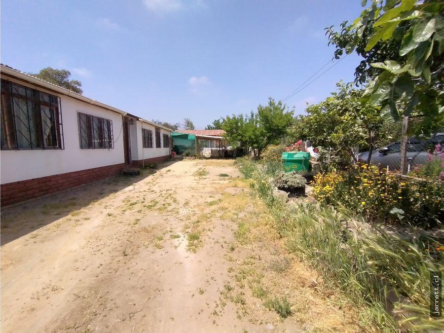 jarrett vende dos propiedades en avenida granizo
