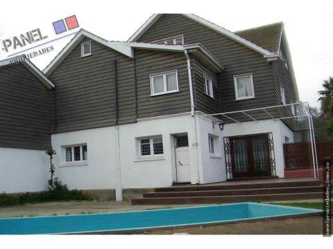 casa miraflores bajo vina del mar vc568