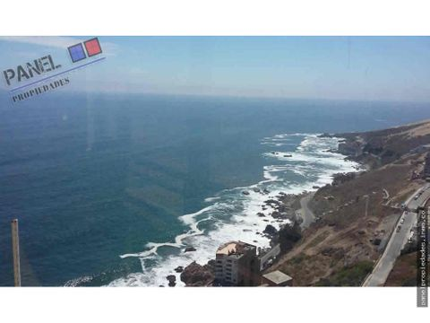 departamento renaca amplia vista al mar vd338