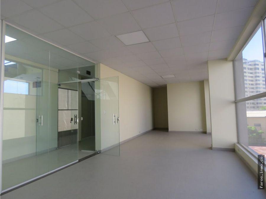 267 m2 oficinas modernas toda una planta