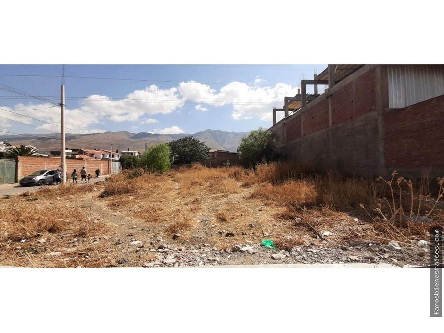 terreno en venta sup 544 m2 us 139500