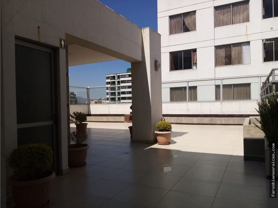departamento amoblado en alquiler 21610m2 queru queru cochabamba