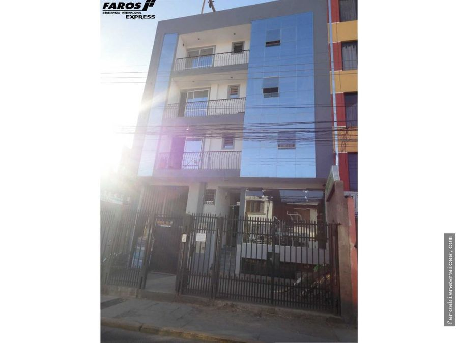 edificio cerca plaza colon 4 dptos 3 tiendas