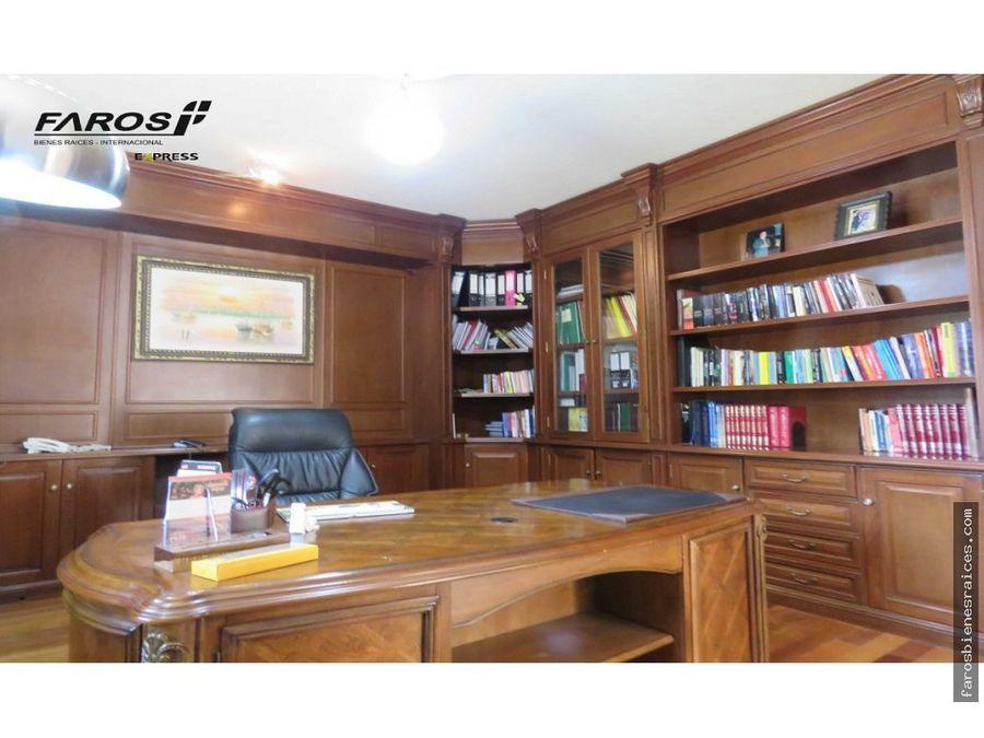 magnifica propiedad con 2000m de lujo y privacidad