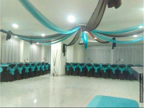 salon de eventos en venta cochabamba