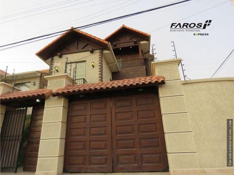 residencia familiar en sarco