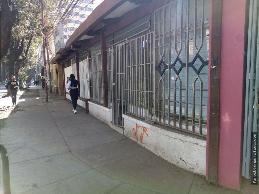 locales comerciales sobre avenida ayacucho central cochabamba