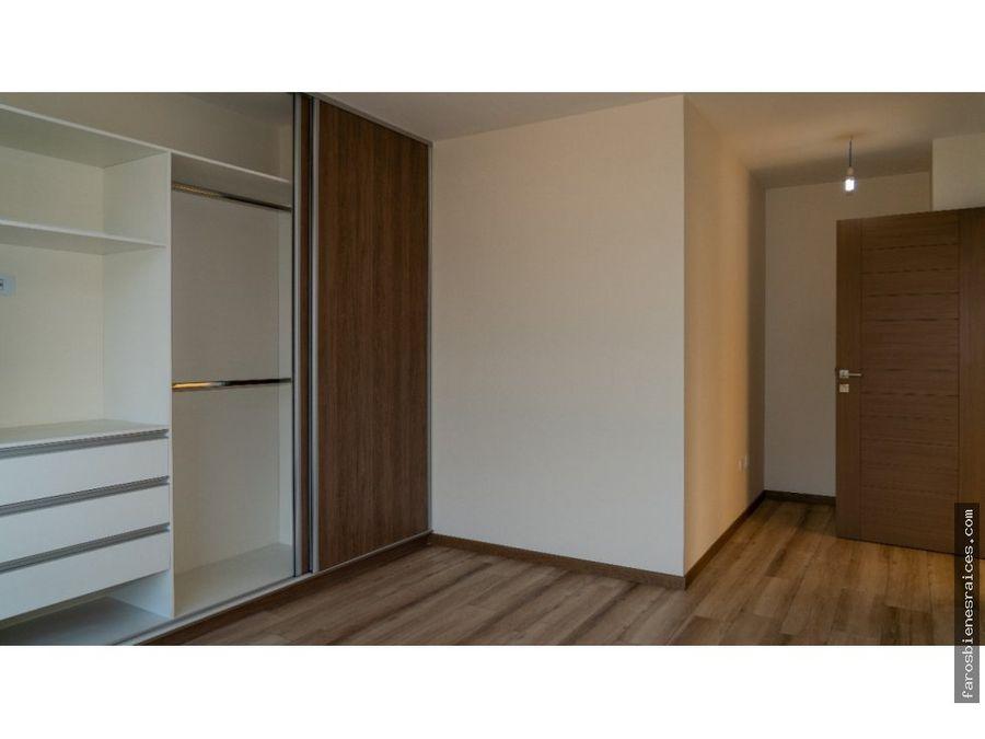 confortable penthouse en cochabamba