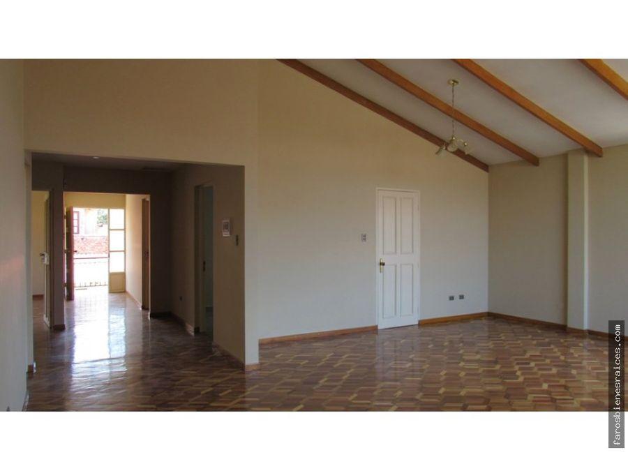 casa amplia en venta cochabamba