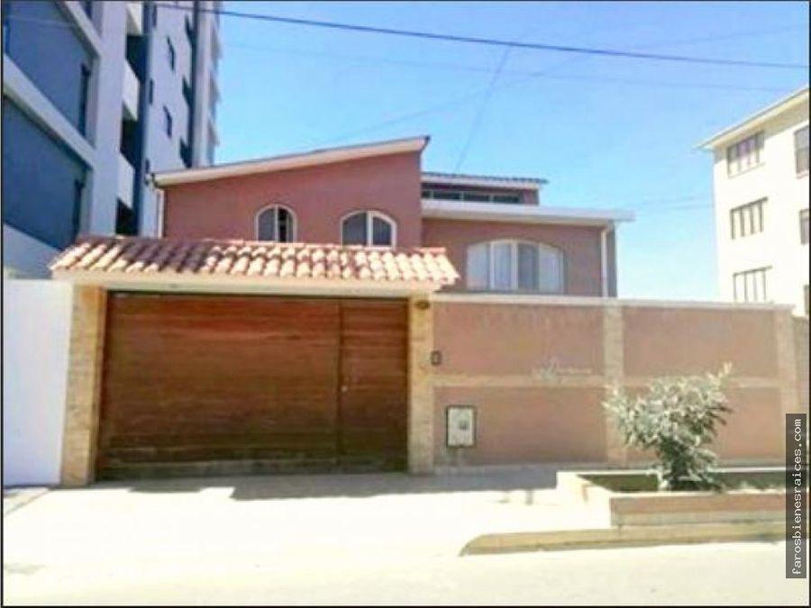 casa en venta zona beijing cochabamba