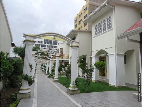 confortable vivienda casa lote 1347m2 central