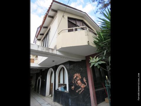 casa comercial antezana prox av salamanca en venta cochabamba