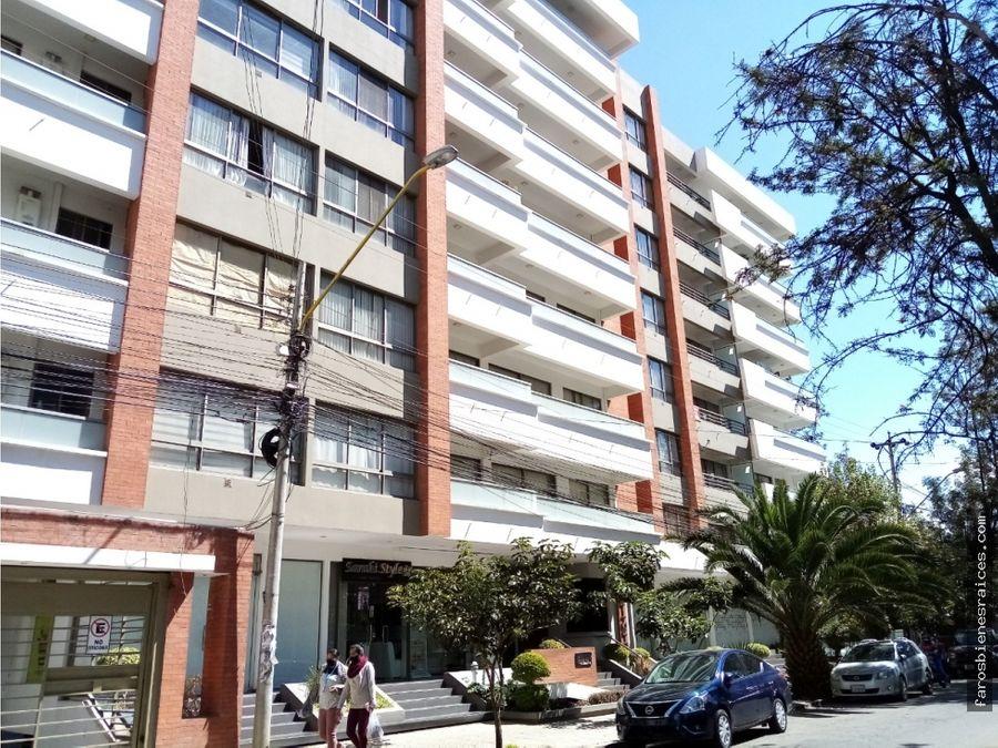 nuevo departamento en anticretico prox prado us 28000 cochabamba
