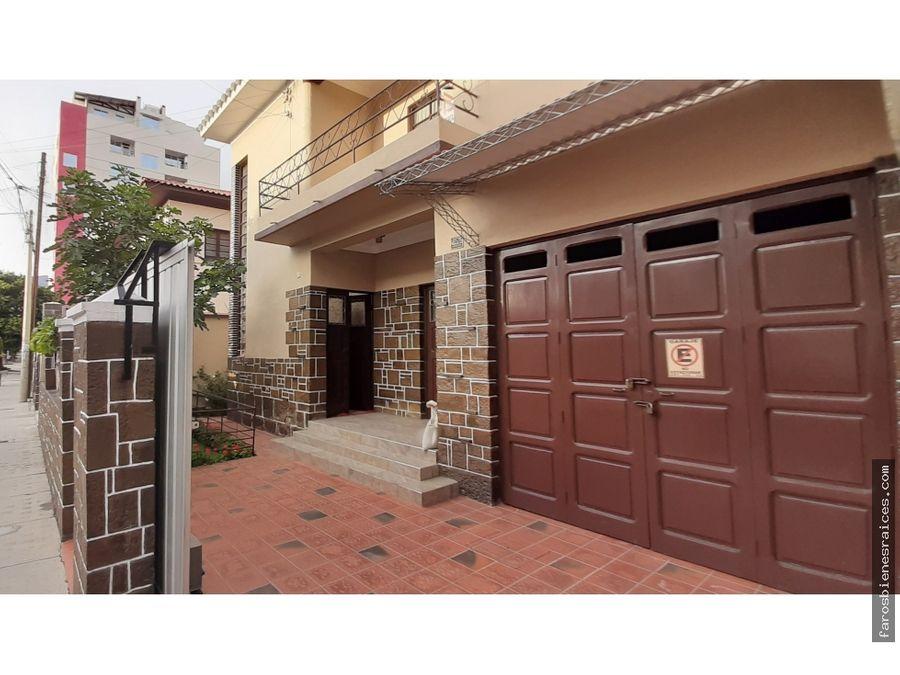 casa centrica dos unidades colegio la salle cochabamba