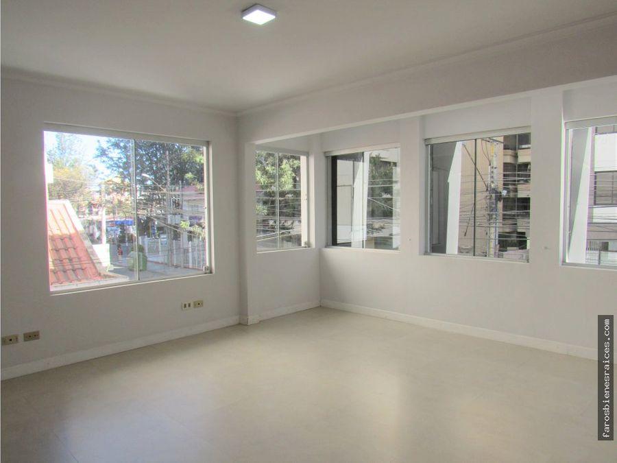 oficinas en alquiler ideal para institucion