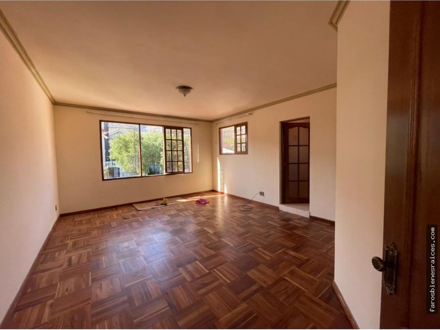 casa colonial 7 dormitorios con piscina alquiler us 1200 cochabamba