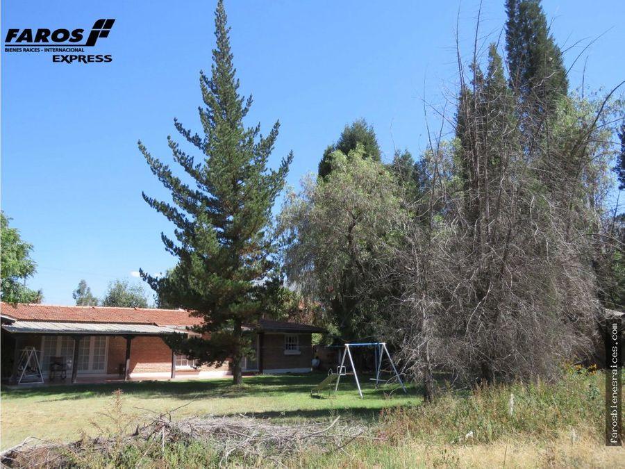 propiedad de 5005 m2 km8 villazon