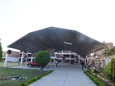para institucion educativa venta cochabamba