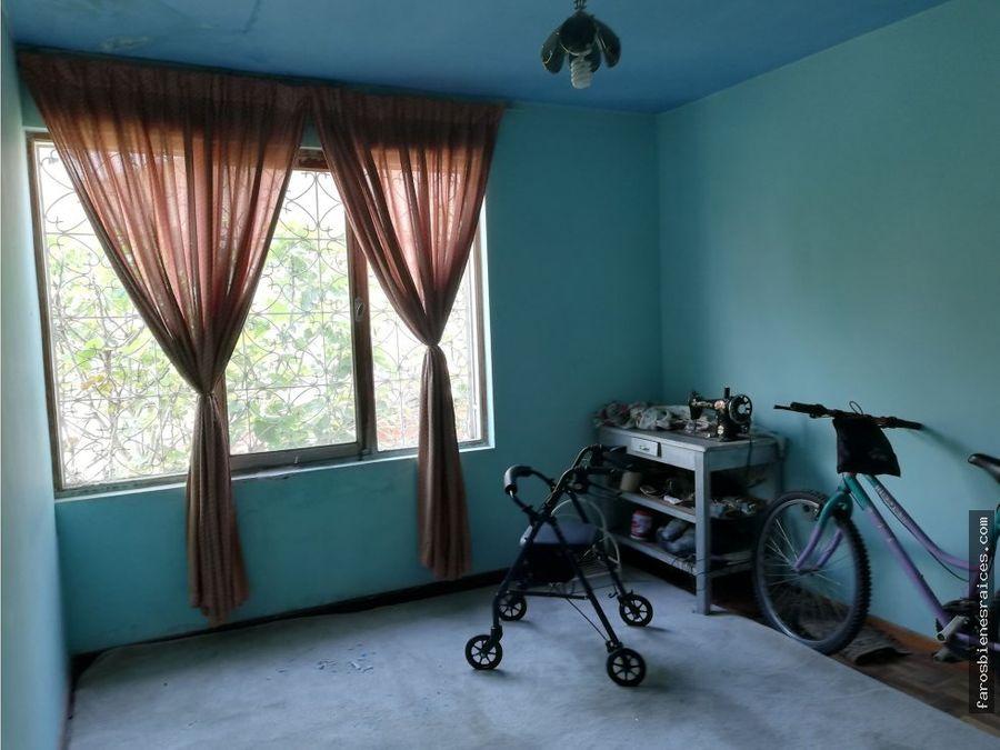 casa 2 dptos a remodelar en cala cala 274000