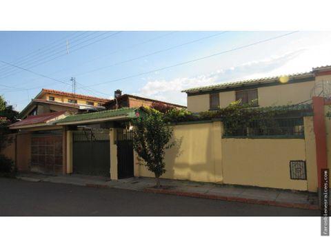 bs2500 casa semi independiente pacata alta