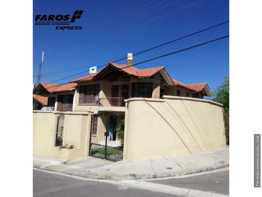 us 198500 casa colonial norte cochabamba