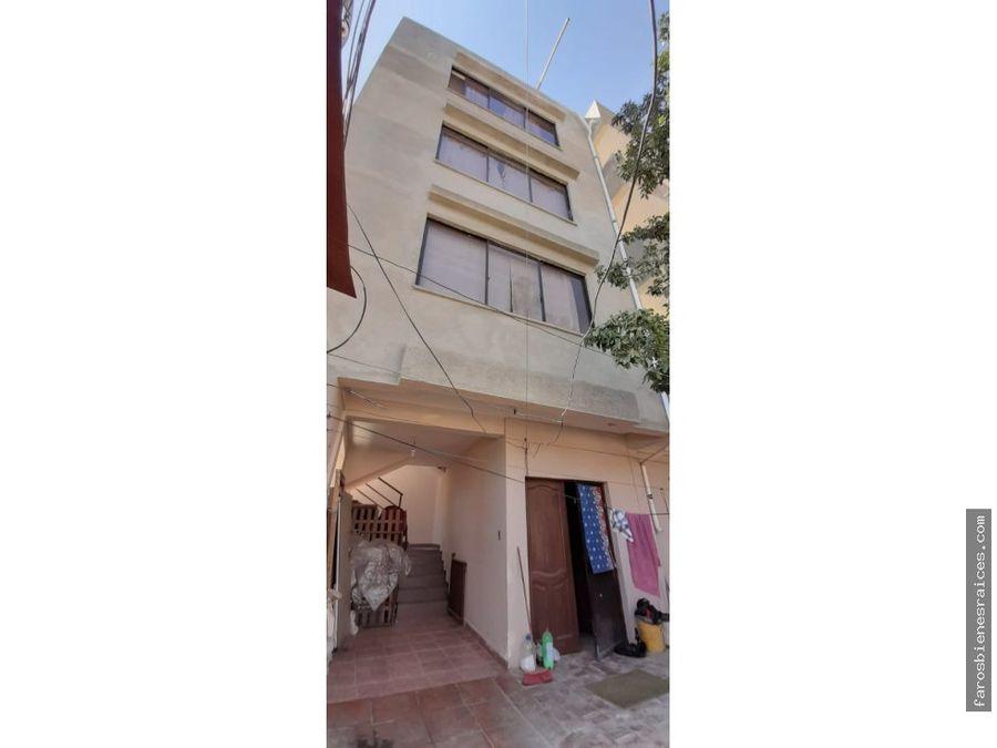 edificio multifamiliar en venta cochabamba zona las cuadras