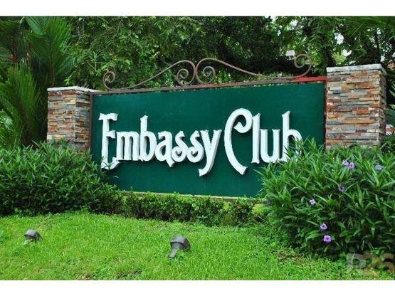 embassy club hay que respirarlo y sentirlo