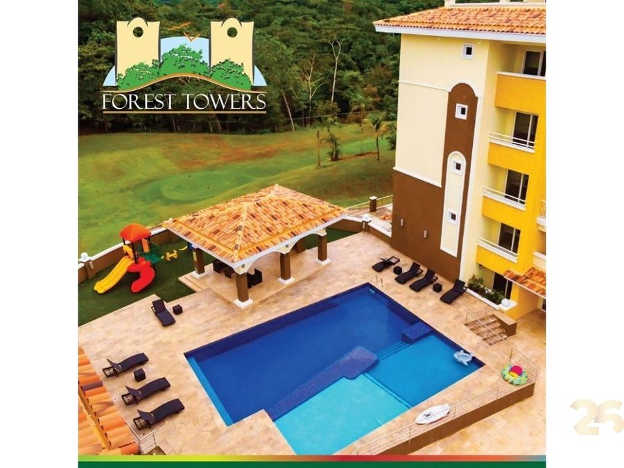 ph forest tower cocoli alquiler con opcion a compra