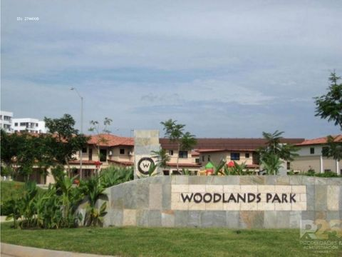 woodlands panama pacifico se vende o alquila