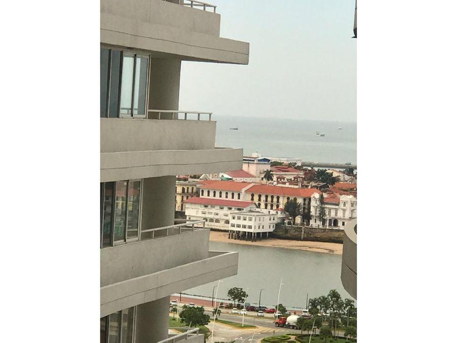 av balboa bay view vista a la ciudad mar