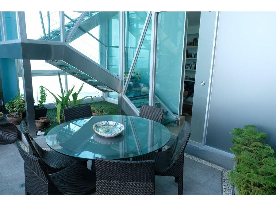 pent house de lujo con la mejor vista al mar