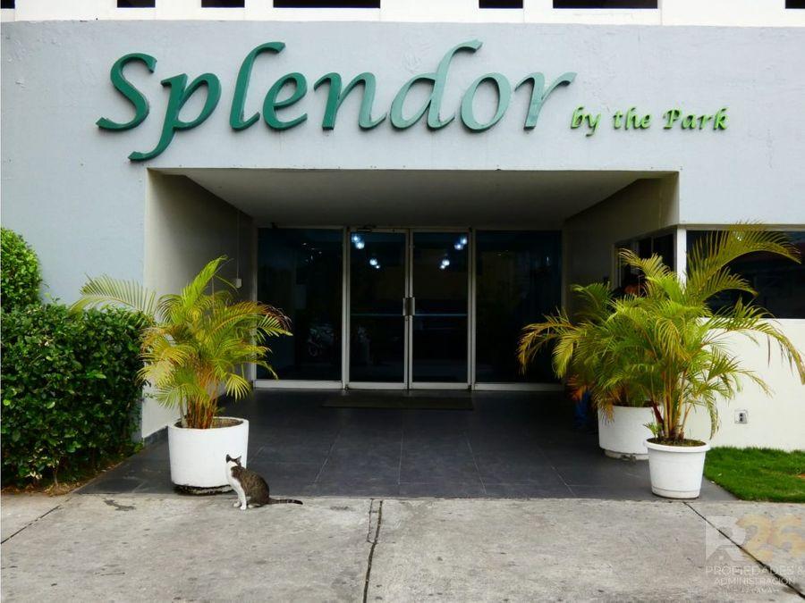 ph splendor by the park parque lefevre se vende apto 65mtr2