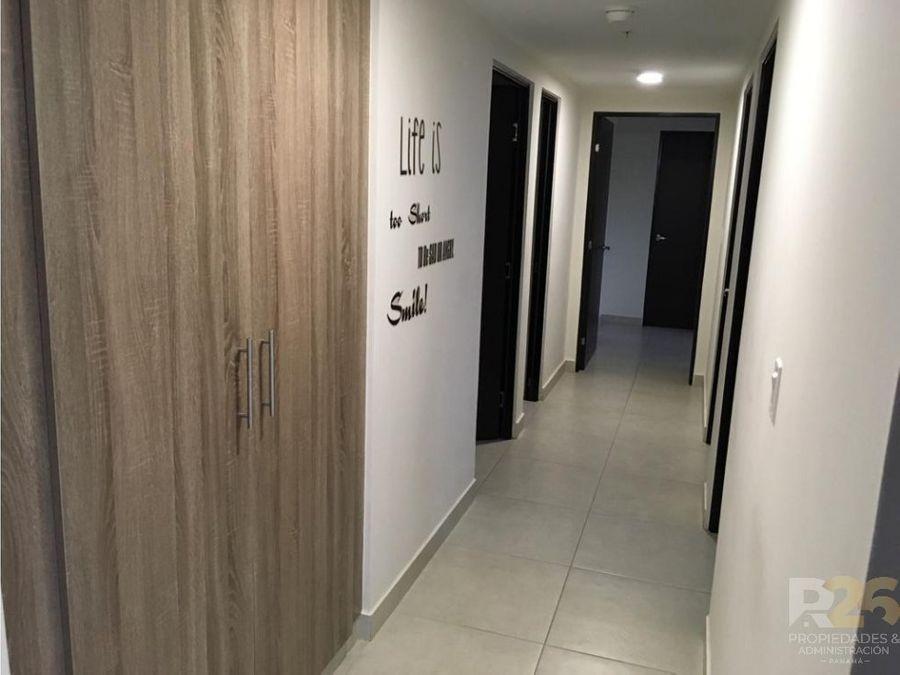 ph midrisse apartamento amoblado negociable
