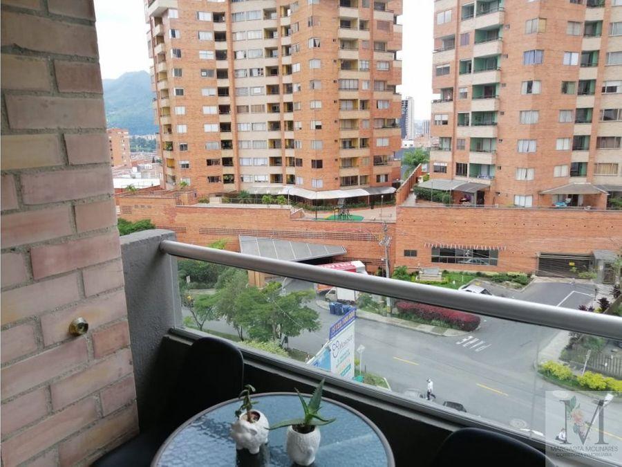 venta apartamento en sabaneta sector avesmaria zona baja