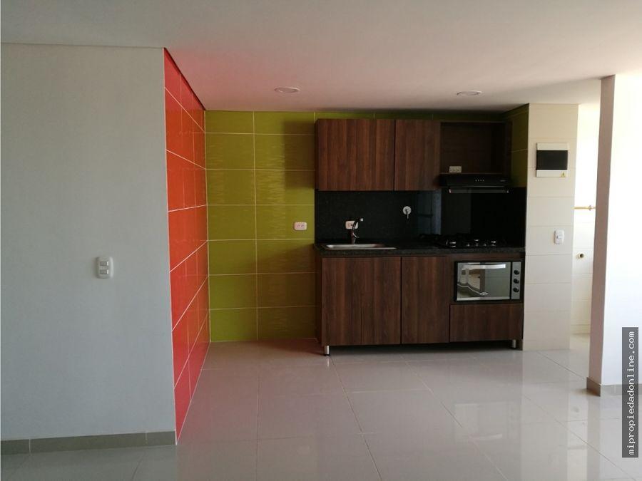 venta en bello apartamento y parqueadero unidad cerca estacion madera