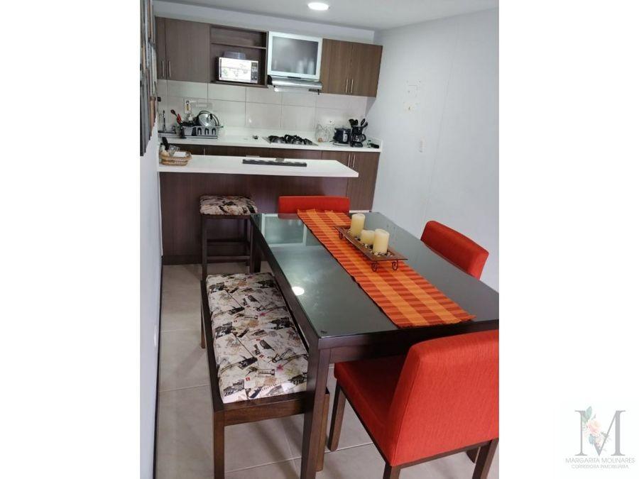 venta apartamento campestre loma de san jose sabaneta