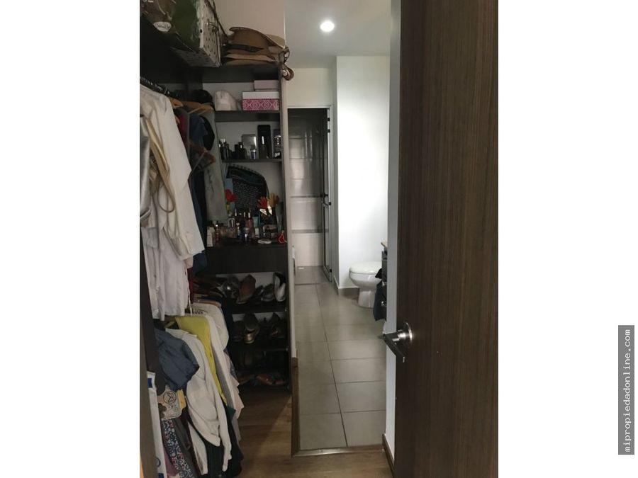 venta apartamento en cumbres envigado dos alcobas bano turco privado
