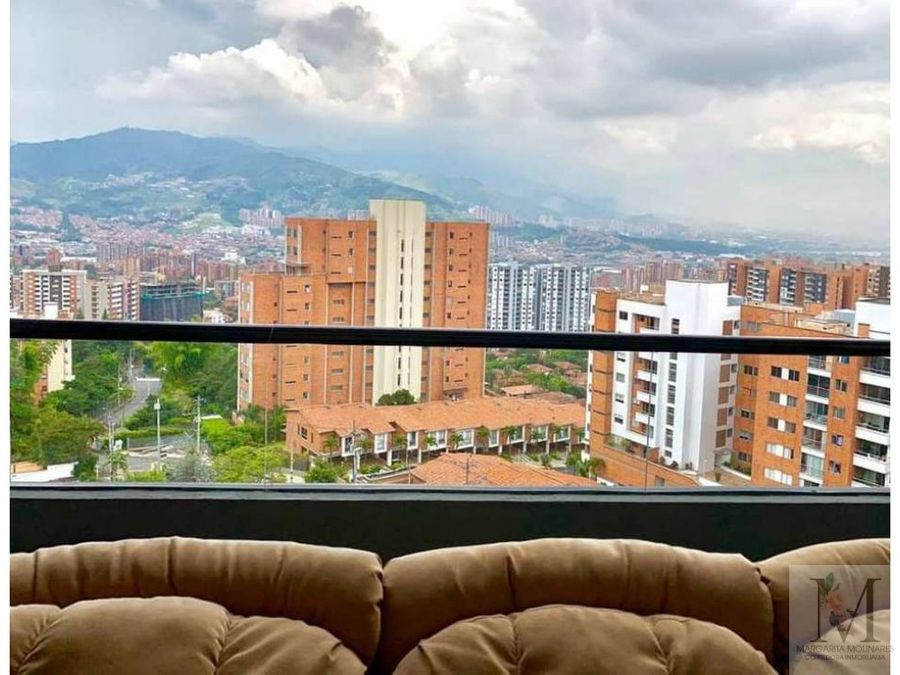 venta apartamento duplex en la loma del esmeraldal envigado